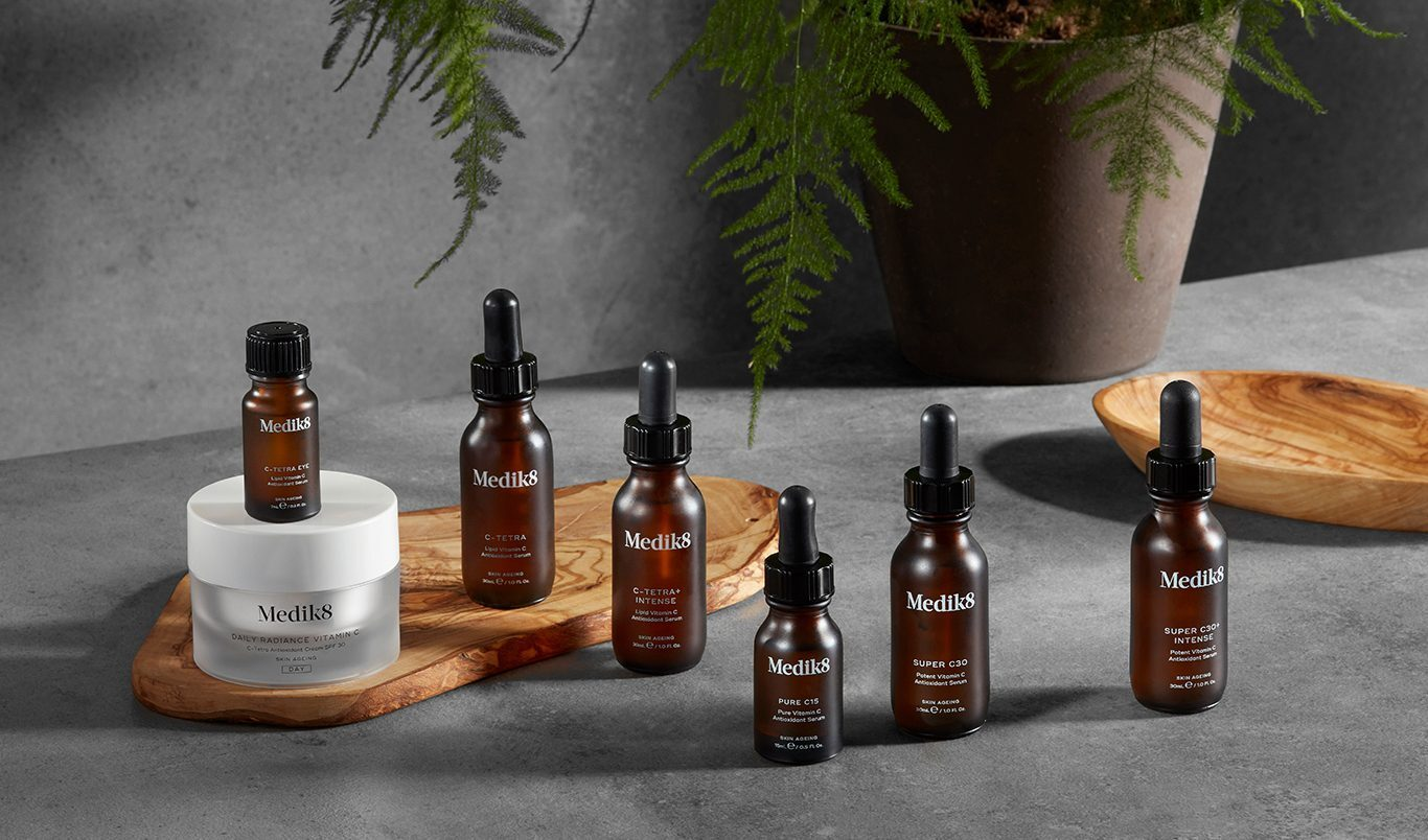 Leaders in Vitamin C skincare