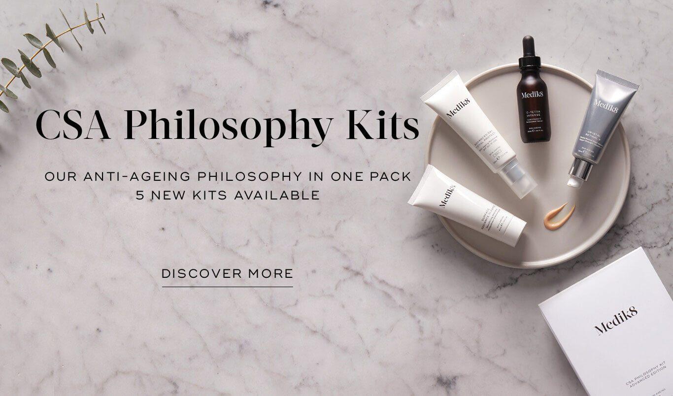 Medik8 CSA Philosophy Kits